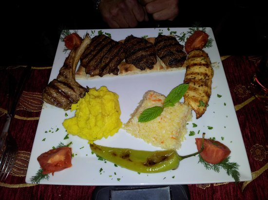 Shadow Cafe & Restaurant : tres bon