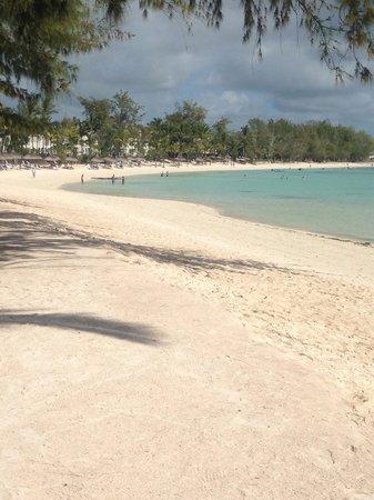 Ambre Mauritius : Beautiful beach