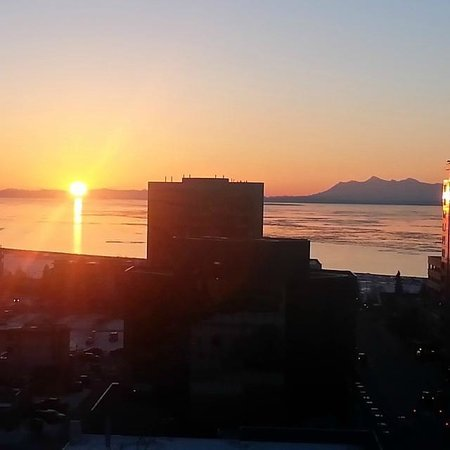 Westmark Anchorage: Sunset