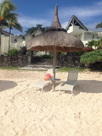 Ambre Resort & Spa: That'll do nicely