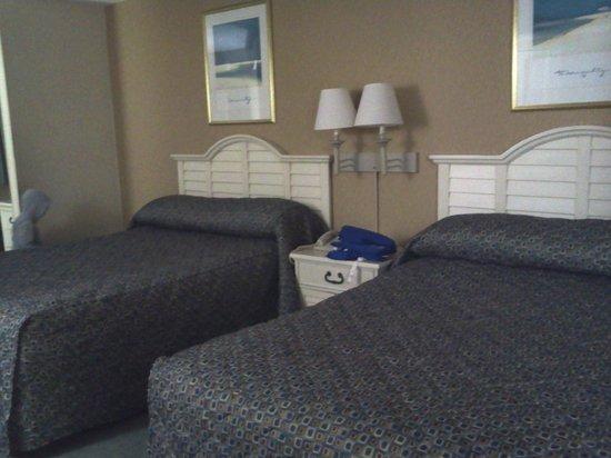 The Breakers Resort : Beds