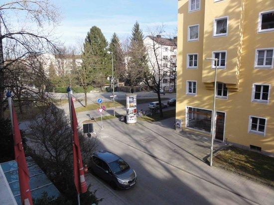 Leonardo Hotel & Residence München: Vista do Apto