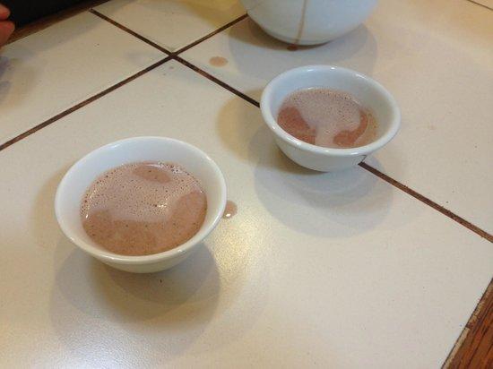Choco Museo: hot chocolate