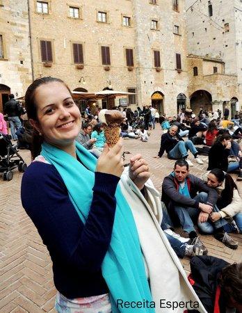 Gelateria Dondoli: Delícia de lugar!