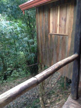 Hotel Kokoro Arenal: The tree house isn't really a tree house