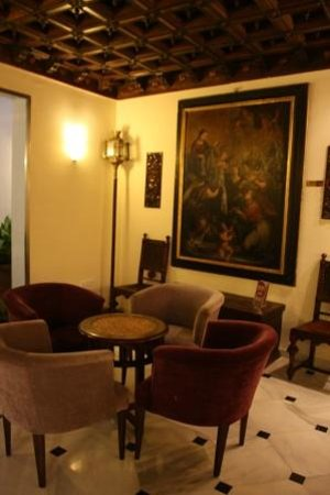 Hotel Murillo: Lounge