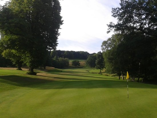 Shrigley Hall Golf Course: Hole 11
