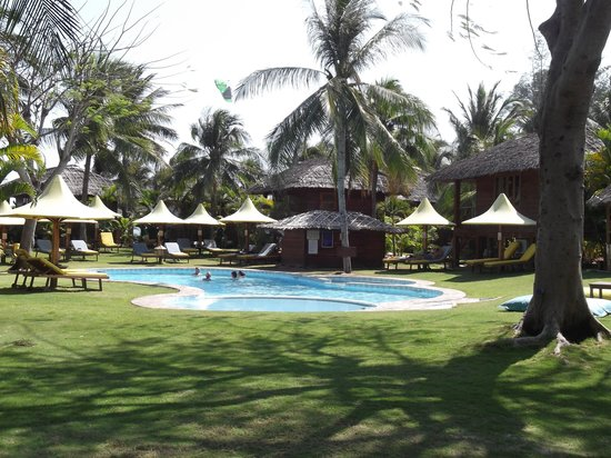 Coco Beach Resort : Garden