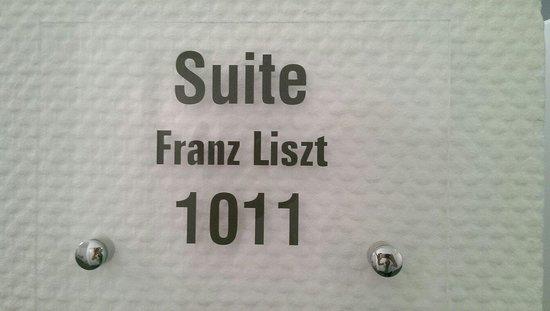 Select Falk Suite Hotel: Franz Liszt