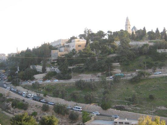 Mount Zion Hotel : Particolare del bagno