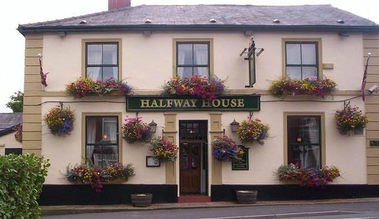 Oldham, UK: The Halfway House