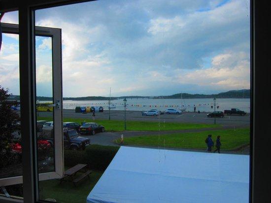 Saucy Marys Lodge: View from my window