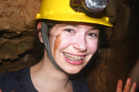 Venado Caves : Une douche s'impose après la visite
