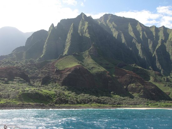 Captain Andy's Sailing Adventures: Napali coast