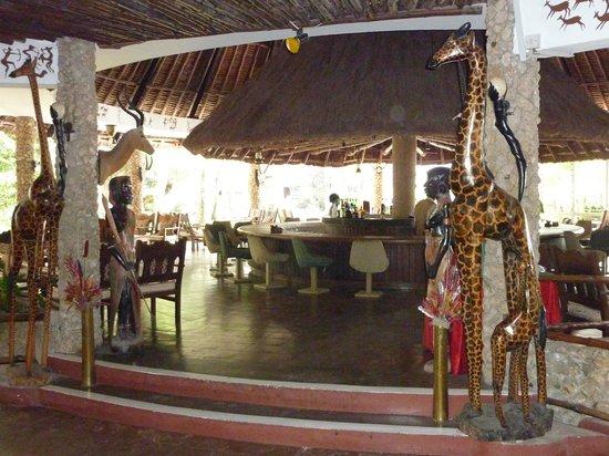 Severin Sea Lodge: POOL SIDE BAR