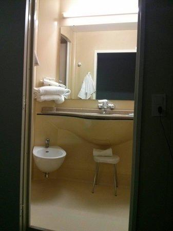 Hotel Aries: Bagno