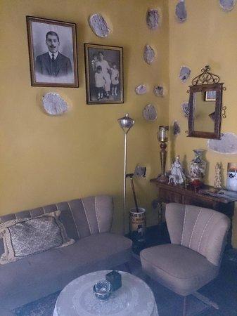 Casa Mika: Interior