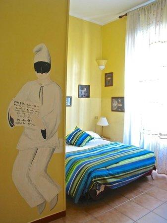 Chiaia Bed & Breakfast: toto' la nostra camera al chiaia bb