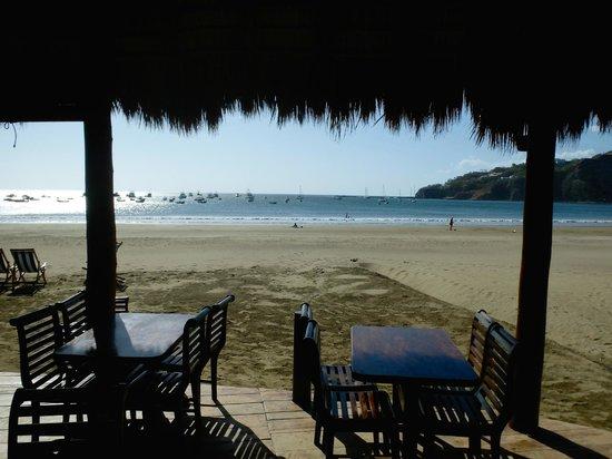 El Timon : the view