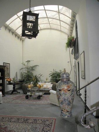 Palazzo Marziale: Entrée