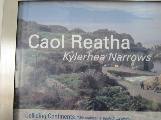 The Skye Ferry: Kylerhea Ferry