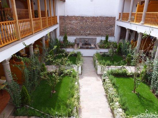 Belmond Palacio Nazarenas: Courtyard View