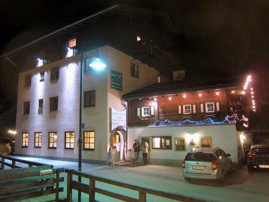 Alte Schmiede - das kleine Hotel: restaurant6