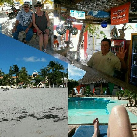Hotel Posada Del Mar : My solo trip