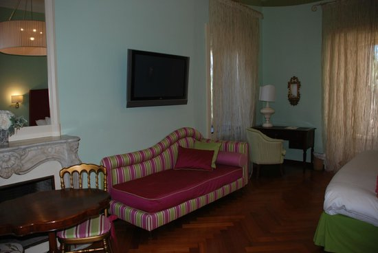 Palazzo Marziale: Our room