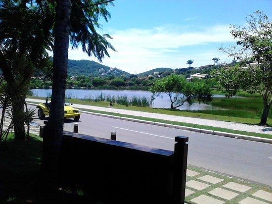 Barra da Lagoa Hotel : La vereda del hotel
