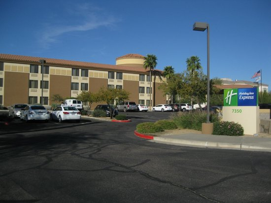 Holiday Inn Express Scottsdale North: exterior