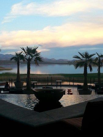 The Westin Lake Las Vegas Resort & Spa: Spectacular views