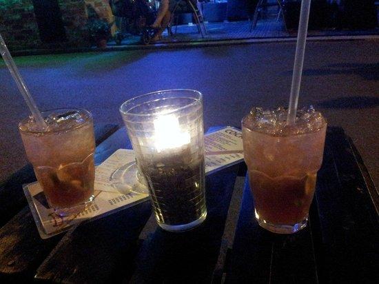 Caffe & Cocktail Bar Marin : Caipiroska Fragola