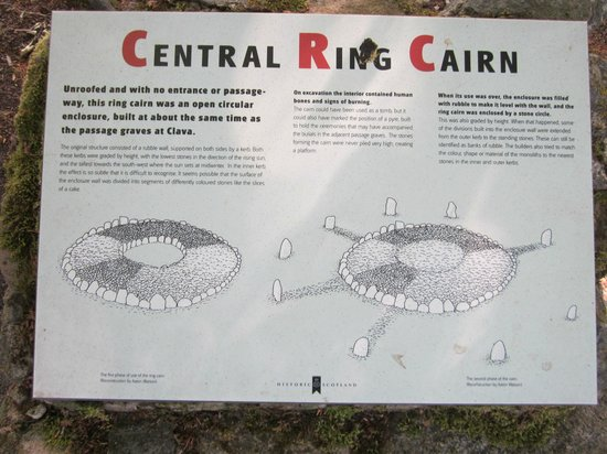 Clava Cairns