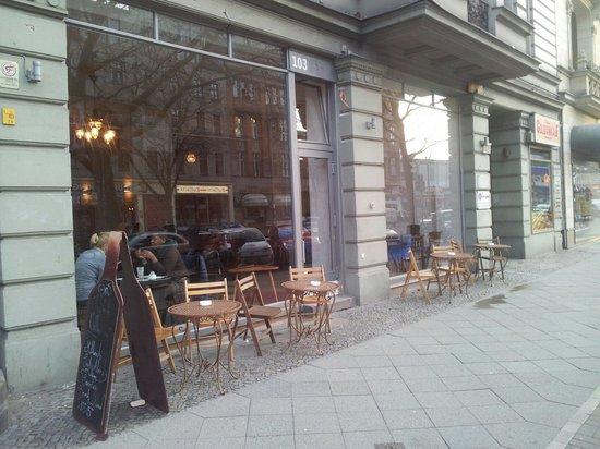 p103 berlijn restaurantbeoordelingen tripadvisor. Black Bedroom Furniture Sets. Home Design Ideas