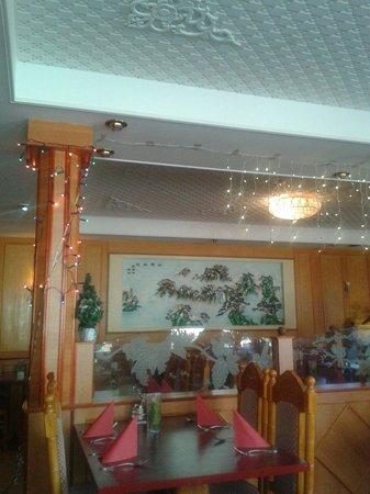 Familiengluck Asiarestaurant