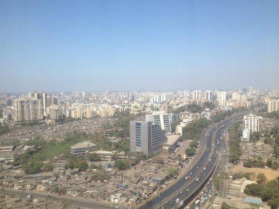 The Westin Mumbai Garden City: view