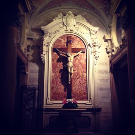 Santuario Basilica La Consolata : Parocchia interna