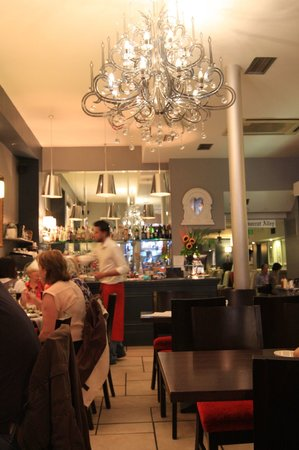 Riva Brasserie: Service with a Smile