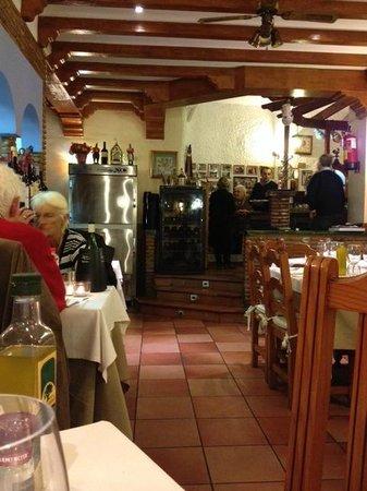 Restaurante Pacomari: stukje restaurant