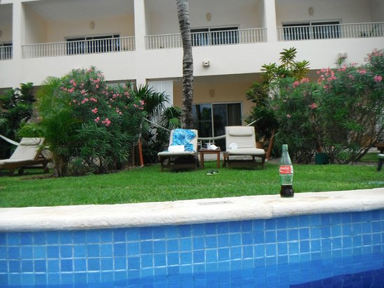 Excellence Riviera Cancun : Swim up!