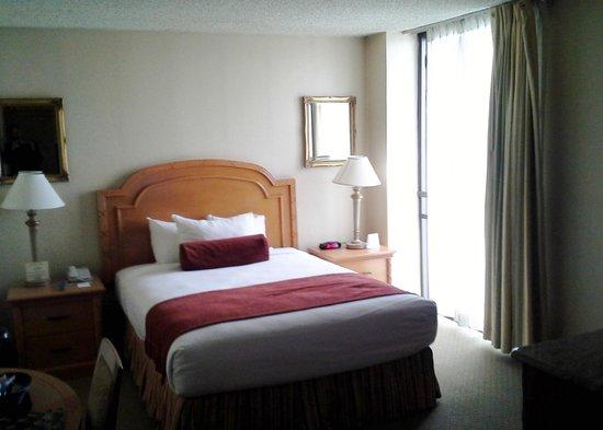 Eldorado Resort Casino: Virginia tower room, 9th floor