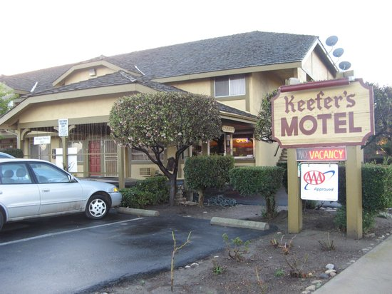 Keefer's Inn: Motel