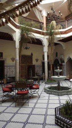 Riad Chennaoui: Hôtel