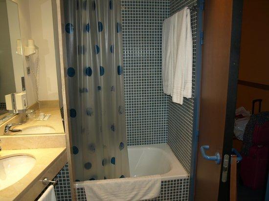 Hotel Murrieta: Baño