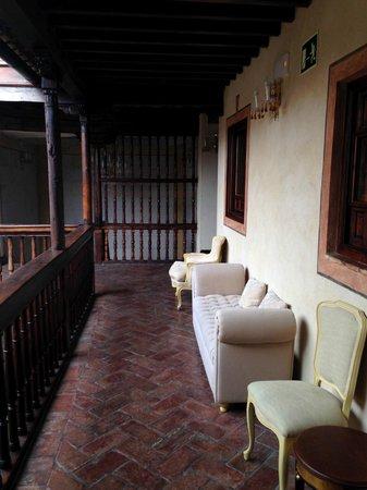 Hotel Casa 1800 Granada: inside the hotel