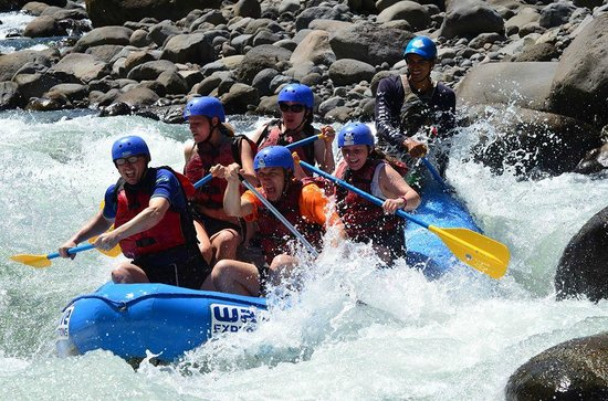 Wave Expeditions: White water rafting