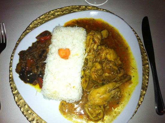 Serendib: Chicken, Rice & Curry