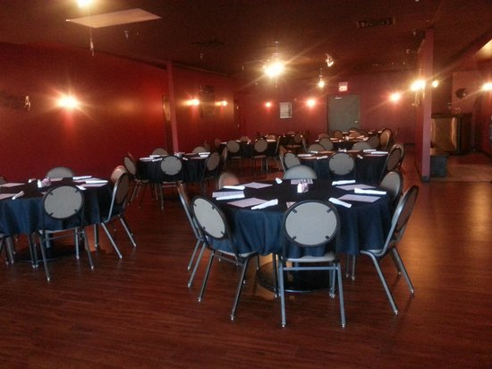 Domenic's Ristorante: The Social Club! Holds up to 100 people. very classy!