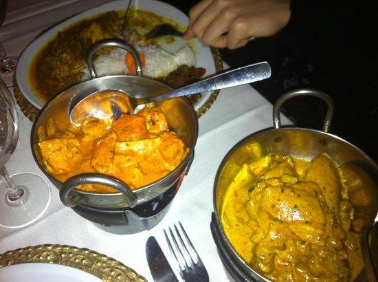 Serendib: Korma Curry
